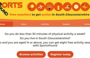Try a new activity for free this January with South Gloucestershire's SportsPound