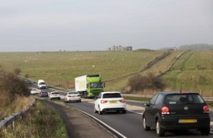 Next step in major investment for south-west as A303 Stonehenge plans published