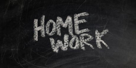Avoiding the homework blues – ten top tips