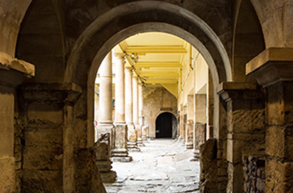 The Roman Baths Foundation launches Sponsor a Tile