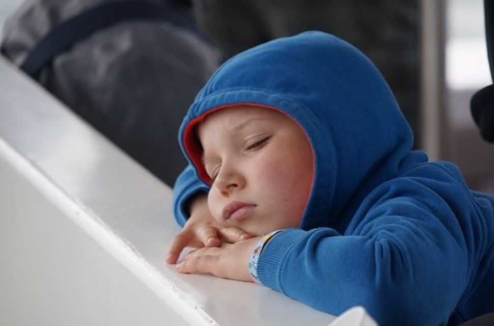 Is your child too tired to learn?