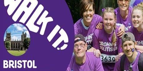 Volunteer for Crohns and Colitis UK