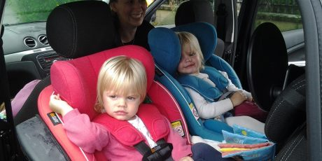 Child seat safety checks correct commonplace mistakes