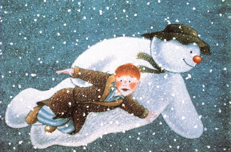 The Snowman and The Bear at Bath Philharmonia