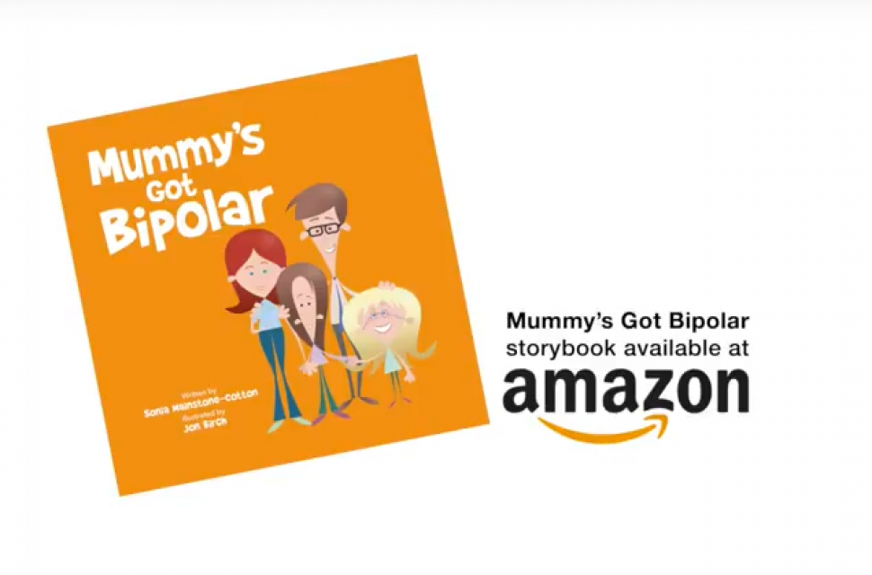 'Mummy's Got Bipolar' has now been turned into a short animation.
