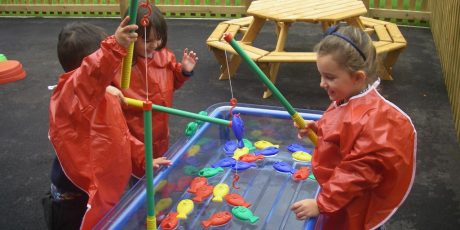 Over £8m invested in Children's Futures