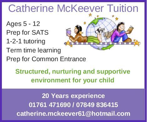 catherine mckeever