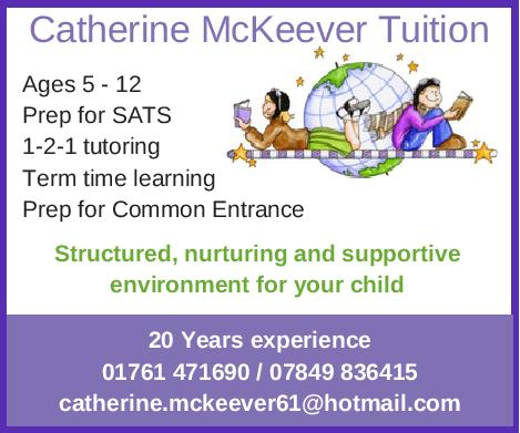 mckeever education page
