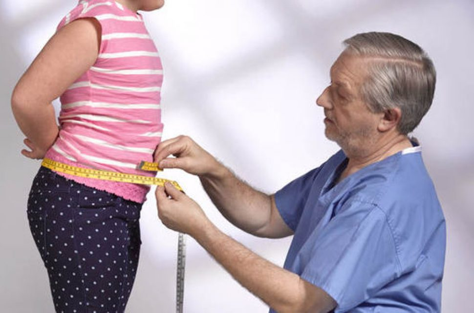 Latest figures show 8.8% of 4- 5 years old in the South West are obese