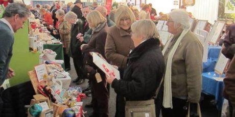 The Bishop's Palace Christmas Artisan Markets