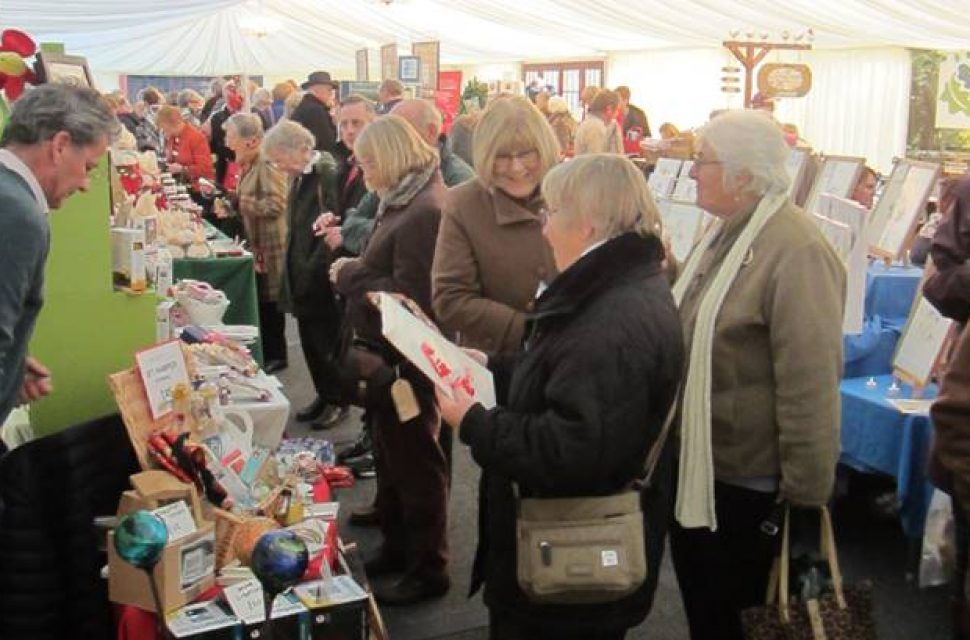The Bishop's Palace Christmas Artisan Markets