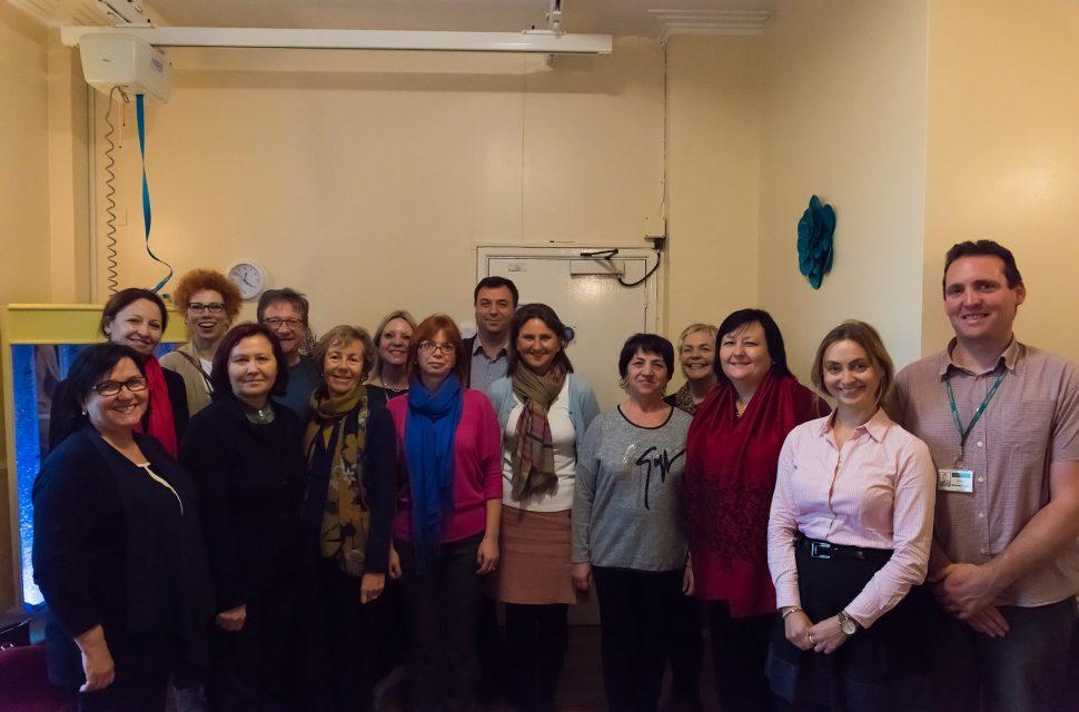 Moldovan visit to Wiltshire