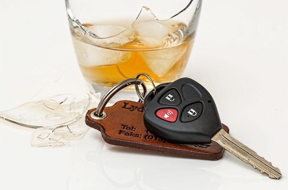 Christmas drink drive warnings