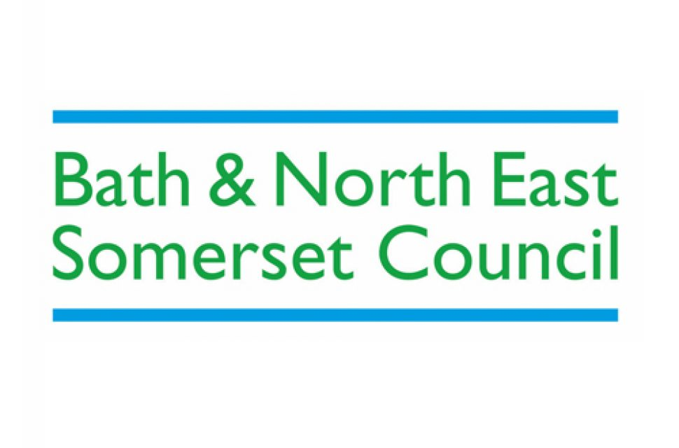 Roadworks in Bath & North East Somerset