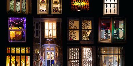 Frome Window Wanderland