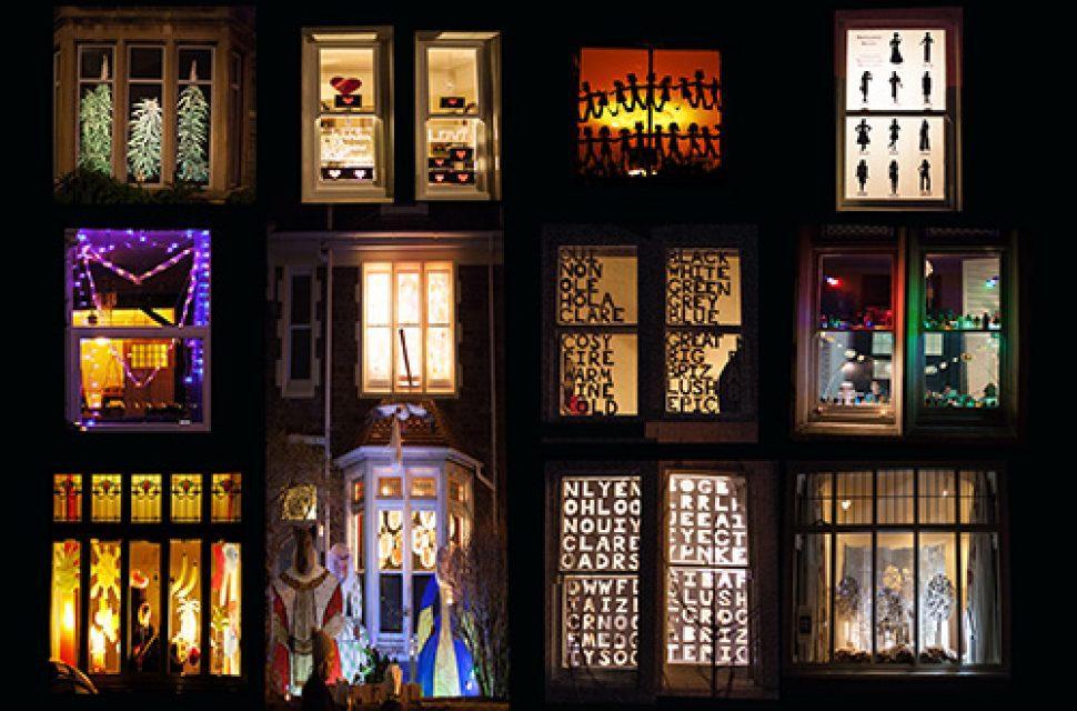Frome's Window Wanderland returns!