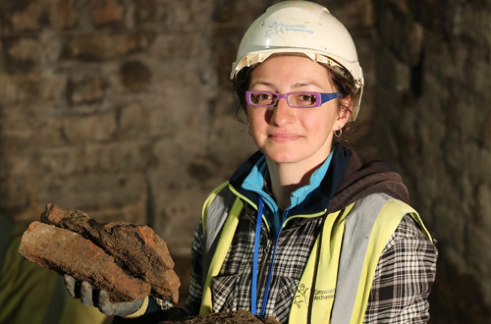 New public archaeology tours at the Roman Baths