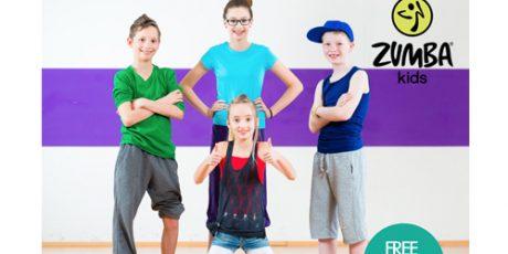 Zumba for Kids at Somerdale Pavilion