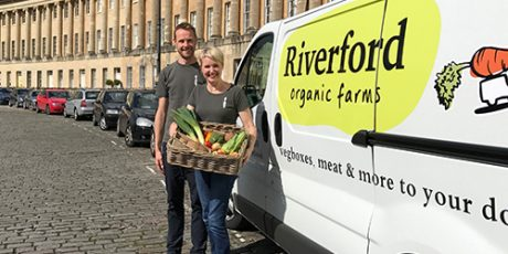 Business set to boom for local organic veg team