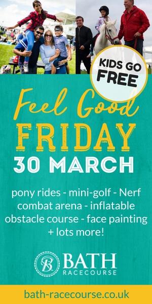 Bath Racecourse Fun Day