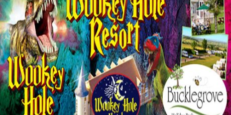 Latest Animatronic Dinosaurs add wow to Wookey this Easter