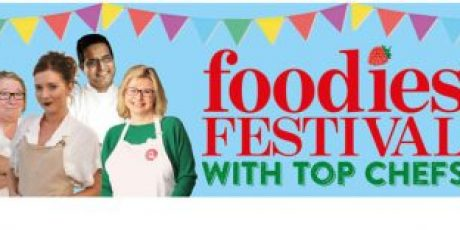 Foodies Festival returns to The Downs with exciting launch of new music stage