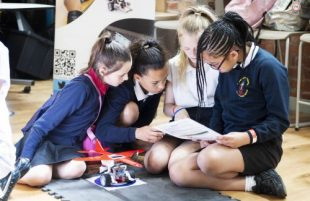 Inspiring the next generation: RAF Science Challenge for Bristol Schools