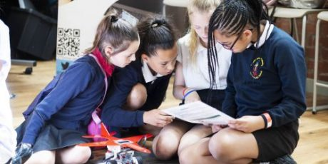 Inspiring the next generation: RAF Science Challenge for Bristol Schools