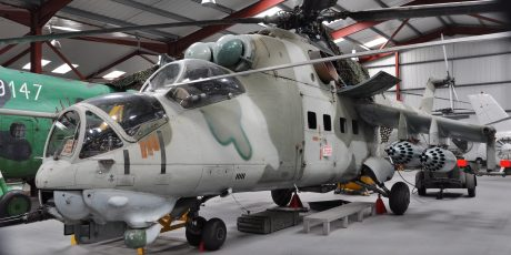 Win a family ticket to The Helicopter Museum