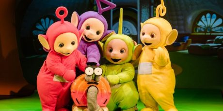 Win tickets to see the first ever Teletubbies Stage show