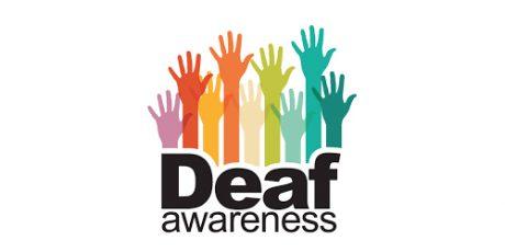 Learning BSL for Deaf Awareness Week