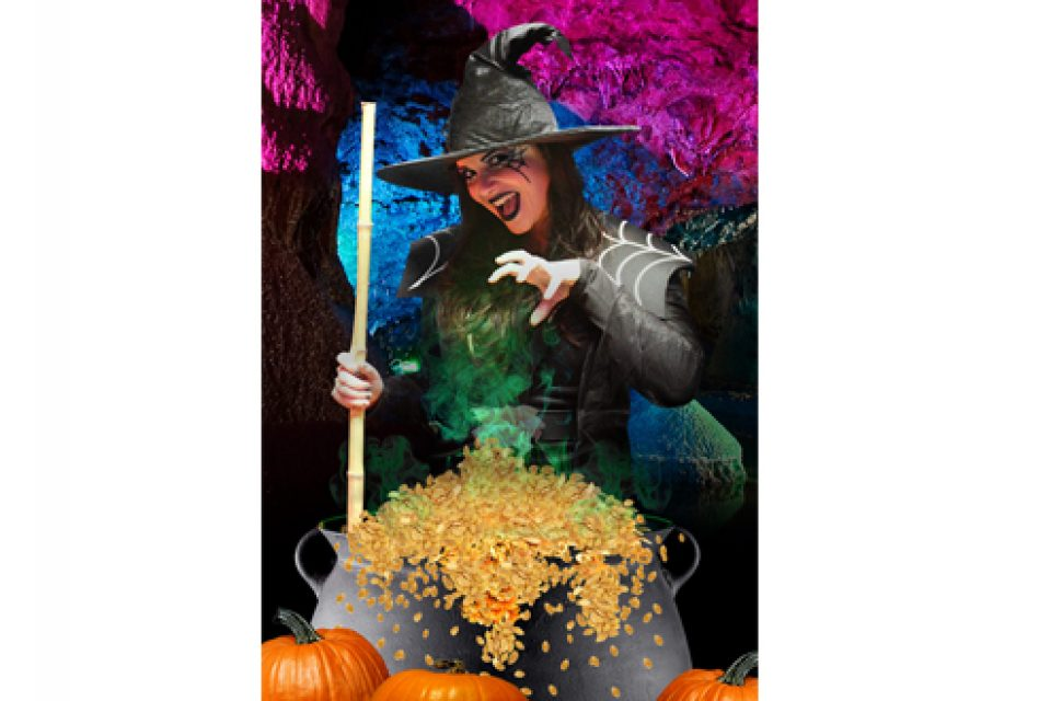 Pumpkin Prizes at Wookey Hole Caves