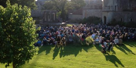 """Treasure Island"" – Outdoor Theatre at The Bishop's Palace"