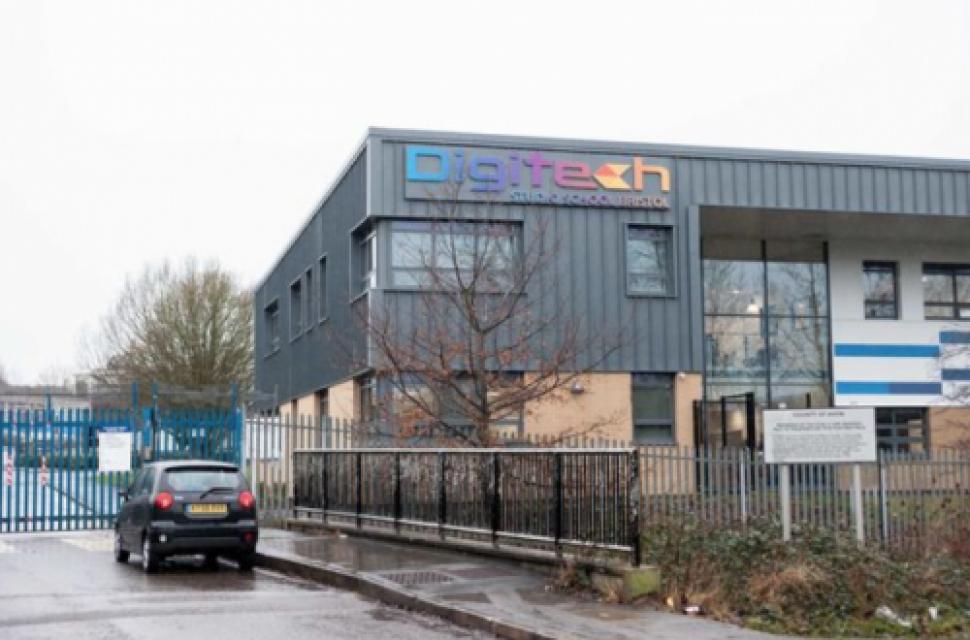 Digitech Studio School becomes first in Bristol to get rid of school uniforms permanently