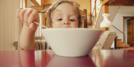 Emotional eating is learned not inherited says new study