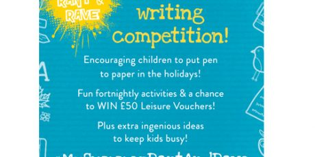 Summer competition for KS1 and 2 children