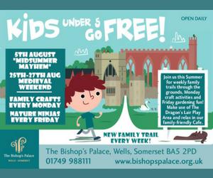 Bishops Palace Summer