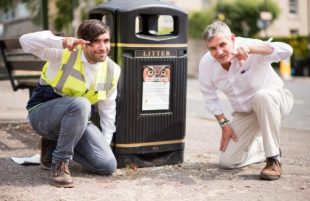 We're watching – fines for littering and fly-tipping increase in B&NES