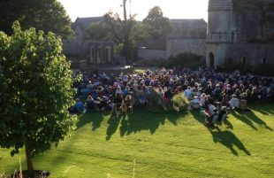 """""""Treasure Island"""" – Outdoor Theatre at The Bishop's Palace"""