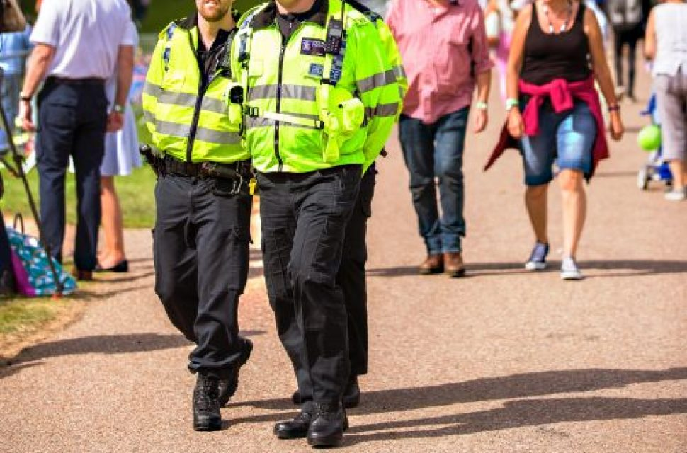 Police cuts reversed
