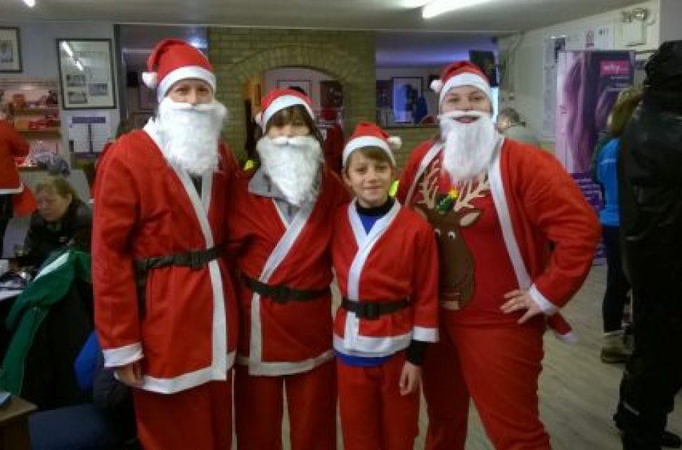 WHY's Santa Dash returns!