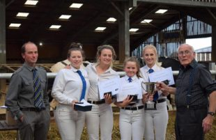 Puxton Park hosted a successful Dairy Weekend