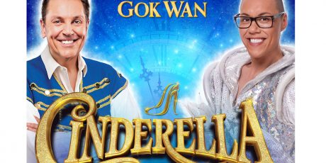 Win 4 tickets to see Cinderellaat The Bristol Hippodrome