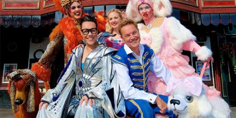 King of comedy Brian Conley and fashionista Gok Wan to star in  Cinderella at the Bristol Hippodrome!