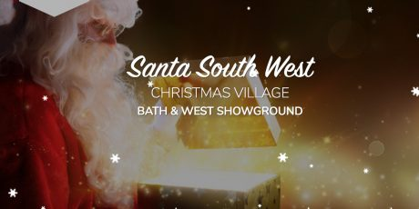 Win a family ticket for Santa Southwest entry and Father Christmas Experience