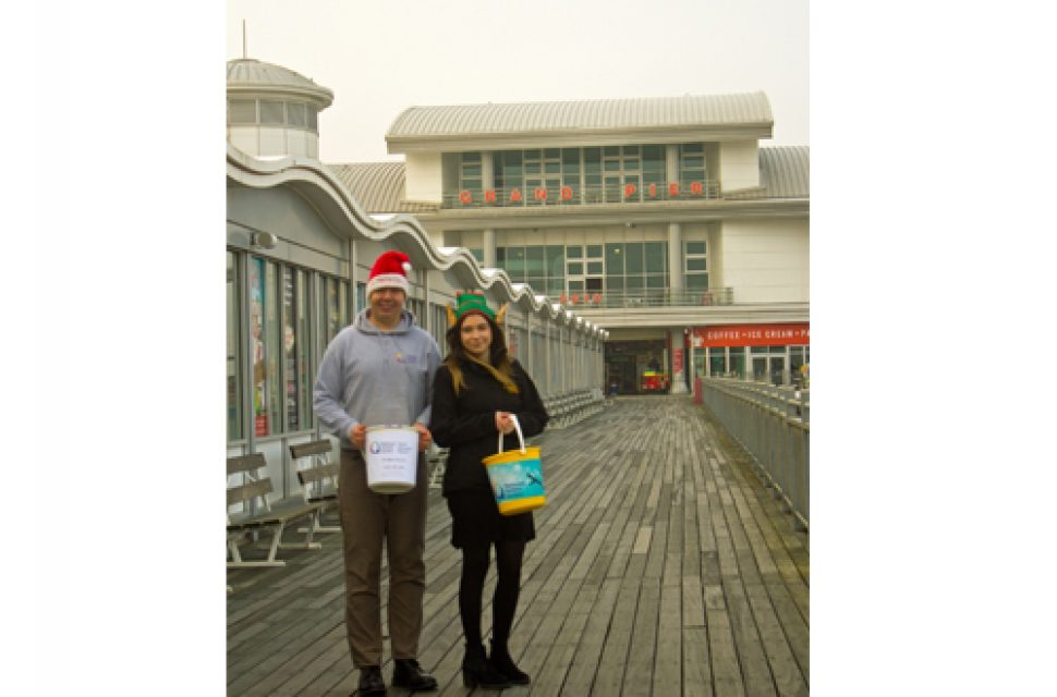 Santa's Grand Pier grotto to open early for autistic children