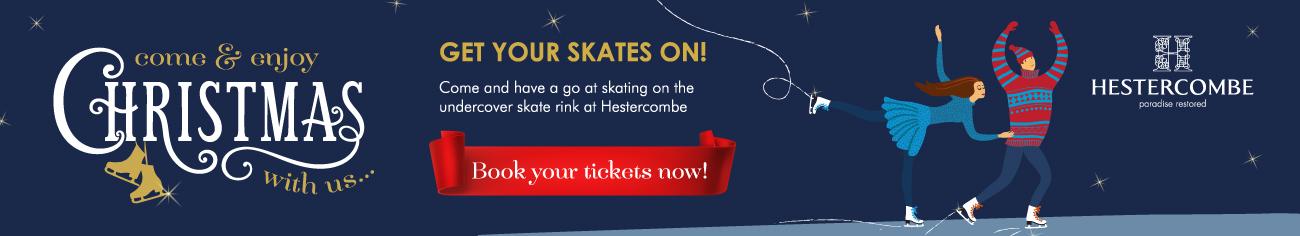 hestercombe xmas