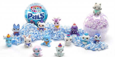 Win Playfoam Pals – Snowy Friends