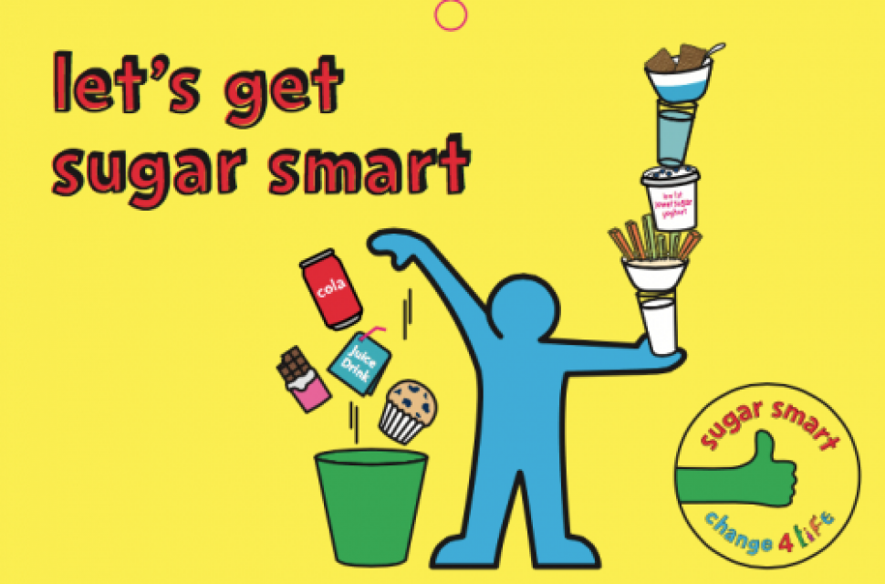 Could your family take on the SUGAR SMART challenge?