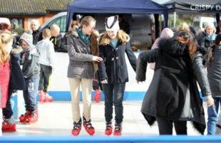 Family Skating Fun at Farrington's!